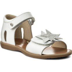 Sandały dziewczęce: Sandały NATURINO – 0010502387.01.9101 M Bianco