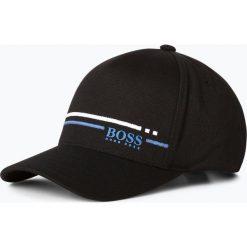 BOSS Athleisurewear - Męska czapka z daszkiem – Cap-Stripe, czarny. Czarne czapki z daszkiem męskie BOSS Athleisurewear. Za 219,95 zł.