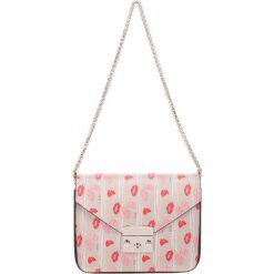 Torebki klasyczne damskie: Skórzana torebka w kolorze taupe – (S)20 x (W)16 x (G)8 cm