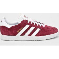 Adidas Originals - Buty Gazelle. Szare buty sportowe damskie adidas Originals, z gumy. W wyprzedaży za 319,90 zł.