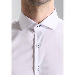 Koszule męskie na spinki: Eterna SUPER SLIM FIT PIPING Koszula biznesowa weiß