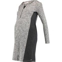 Sukienki hiszpanki: bellybutton Sukienka z dżerseju foggy melange gray