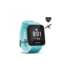Zegarek GPS z kardio Forerunner 35. Niebieskie zegarki męskie Garmin. Za 619,99 zł.
