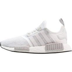 Adidas Originals NMD_R1 Tenisówki i Trampki footwear white/grey two. Szare tenisówki męskie marki adidas Originals, z gumy. W wyprzedaży za 471,20 zł.