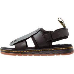 Dr. Martens ROSALIND Sandały black. Czarne sandały damskie Dr. Martens, z materiału. Za 509,00 zł.