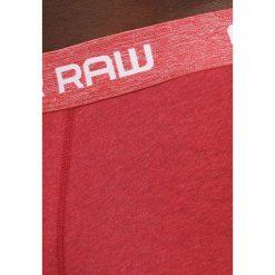 GStar CLASSIC TRUNC 2 PACK  Panty dark flame heather/dark black heather. Czerwone bokserki męskie marki G-Star, z bawełny. W wyprzedaży za 143,10 zł.