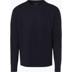 Bejsbolówki męskie: Marc O'Polo - Męska bluza nierozpinana, niebieski