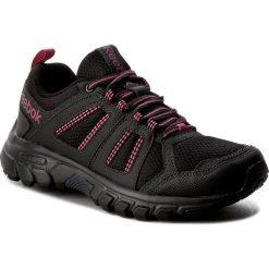 Buty Reebok - Dmxride Comfort Rs 3.0 M45552 Black/Gravel/Pink. Szare buty do biegania damskie marki Reebok, z materiału. W wyprzedaży za 199,00 zł.