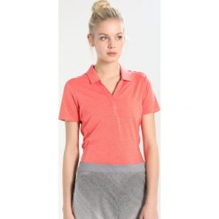 Adidas Golf RANGEWEAR SHORT SLEEVE Koszulka polo real coral. Pomarańczowe topy sportowe damskie adidas Golf, xl, z elastanu, z golfem. Za 229,00 zł.