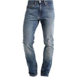 Levi's® 511 SLIM FIT Jeansy Slim Fit pulley. Niebieskie jeansy męskie relaxed fit marki Levi's®, z bawełny. W wyprzedaży za 258,30 zł.