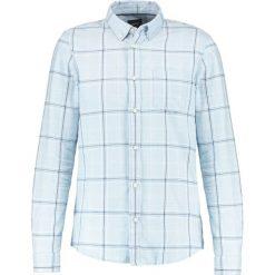 Koszule męskie na spinki: Burton Menswear London GRINDLE CHECK Koszula blue