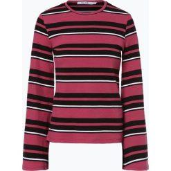 NA-KD - Damska koszulka z długim rękawem, czerwony. Czerwone t-shirty damskie NA-KD, m, w paski, z materiału. Za 159,95 zł.