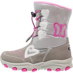Fullstop. Śniegowce grey. Szare buty zimowe damskie marki fullstop., z materiału. W wyprzedaży za 135,20 zł.