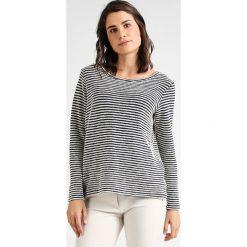 Swetry klasyczne damskie: Soyaconcept FREA 2 Sweter midnight