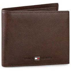 Duży Portfel Męski TOMMY HILFIGER - Johnson Trifold AM0AM90665 041. Brązowe portfele męskie marki TOMMY HILFIGER, ze skóry. Za 299,00 zł.