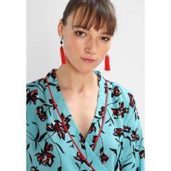 Bluzki damskie: Vila VIHILA WRAP SHIRT Bluzka slate gray