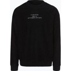 Review - Męska bluza nierozpinana, czarny. Czarne bluzy męskie rozpinane Review, m, z haftami. Za 179,95 zł.