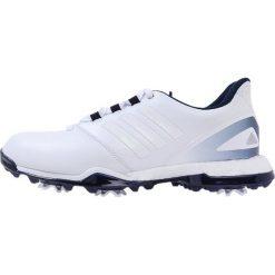Buty sportowe damskie: adidas Golf ADIPOWER BOOST 3 Obuwie do golfa white/collegiate navy