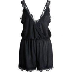 Piżamy damskie: YAS YASEMMA PLAYSUIT Piżama black