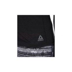T-shirty z długim rękawem Reebok Sport  Koszulka Burnout Long Sleeve. Czarne bluzki sportowe damskie Reebok Sport, l, z długim rękawem. Za 179,00 zł.