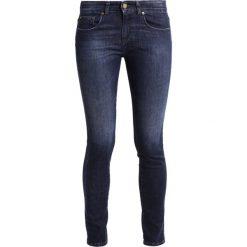 LOIS Jeans BERTAR Jeansy Slim Fit nocturne stone. Czarne jeansy damskie marki LOIS Jeans, z bawełny. W wyprzedaży za 229,50 zł.