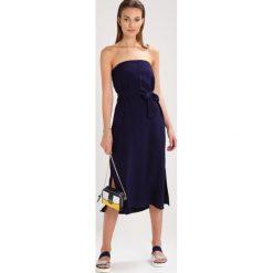Sukienki hiszpanki: Baukjen CARIN BANDEAU Sukienka letnia darkest navy