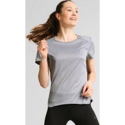 Adidas Performance Tshirt z nadrukiem grey. Szare t-shirty damskie adidas Performance, xxs, z nadrukiem, z poliesteru. W wyprzedaży za 126,65 zł.