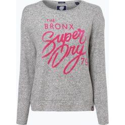 Superdry - Sweter damski, szary. Swetry klasyczne damskie Superdry, l. Za 229,95 zł.