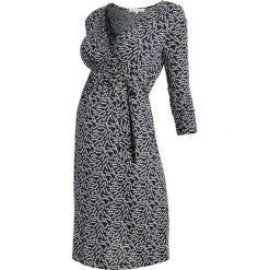 Sukienki hiszpanki: Anna Field MAMA Sukienka z dżerseju dark blue/beige