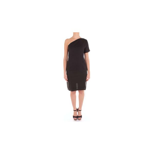 e2f38291f8 Sukienki małe czarne damskie z krótkim rękawem - Zniżki do 80%! - Kolekcja  wiosna 2019 - myBaze.com