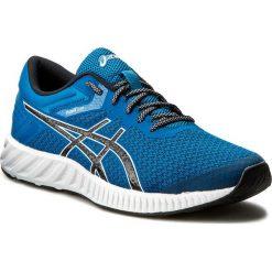 Buty sportowe męskie: Buty ASICS – FuzeX Lyte 2 T719N Thunder Blue/Black/White 4990