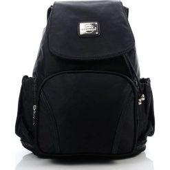 Plecak damski Bag Street Czarny. Czarne plecaki damskie marki Bag Street, eleganckie. Za 77,90 zł.