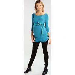 Bluzki asymetryczne: 9Fashion SIERRA Bluzka z długim rękawem aquamarine