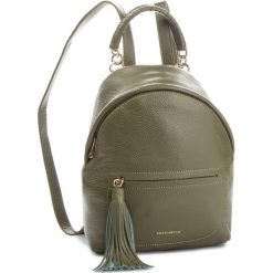 Plecak COCCINELLE - CN0 Leonie E1 CN0 54 03 01 Caper G02. Zielone plecaki damskie Coccinelle, ze skóry, klasyczne. Za 1249,90 zł.
