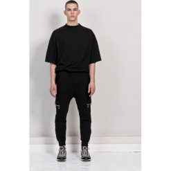 T-shirt Oversize. Czarne t-shirty męskie marki Pakamera, m, z kapturem. Za 200,00 zł.