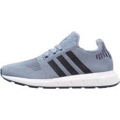 Adidas Originals SWIFT RUN Tenisówki i Trampki raw grey/trace blue/medium grey heather. Szare tenisówki damskie marki adidas Originals, z gumy. Za 379,00 zł.