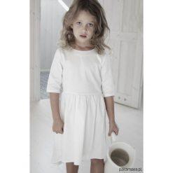 Sukienki dziewczęce z falbanami: EMILY sukienka asymetryczna dla dziewczynki