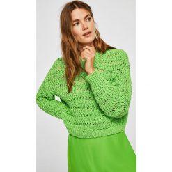 Swetry damskie: Mango – Sweter Clover