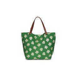 Torby shopper Petite Mendigote  CLEA. Zielone shopper bag damskie Petite Mendigote. Za 309,00 zł.