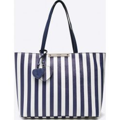 Shopper bag damskie: Guess Jeans – Torebka Britta