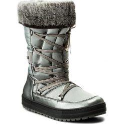 Kozaki dziewczęce: Śniegowce NATURINO – Avila 0013501193.02.9111 Acciaio D
