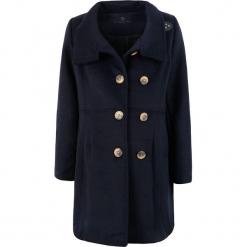 Płaszcz ciążowy w kolorze granatowym. Niebieskie kurtki ciążowe bellybutton, z wełny. W wyprzedaży za 521,95 zł.