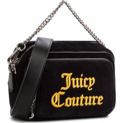 Torebka JUICY COUTURE BLACK LABEL - Pixley JBH5014  Black. Czarne torebki klasyczne damskie Juicy Couture Black Label, z materiału, duże. Za 399,00 zł.
