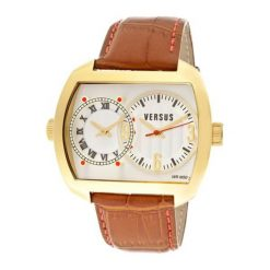 """Zegarki męskie: Zegarek """"3C5690"""" w kolorze brązowym"""
