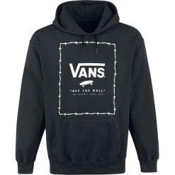 Vans Print Box PO Bluza z kapturem czarny/biały. Białe bluzy męskie rozpinane Vans, xxl, z nadrukiem, z kapturem. Za 199,90 zł.