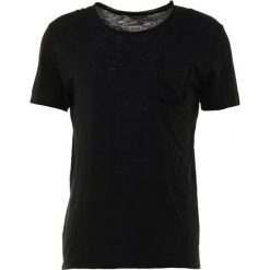 Koszulki polo: Zadig & Voltaire TOBY FLAMME Tshirt basic noir
