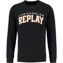 Bejsbolówki męskie: Replay Bluza black