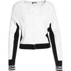 Swetry klasyczne damskie: J.LINDEBERG MELODY Sweter white