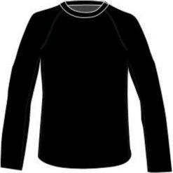 Odzież sportowa męska: MARTES Koszulka męska Ravo Black/ Light Green r. XXL