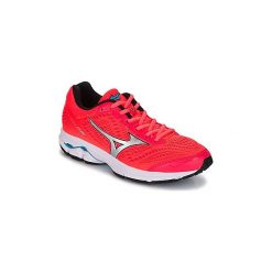 Buty do biegania Mizuno  WAVE RIDER 22. Czerwone buty do biegania damskie marki KALENJI, z gumy. Za 511,20 zł.